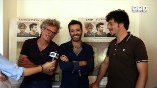 """Fabi Silvestri Gazzè - Equilibrio, passione e verità ne """"Il padrone della festa"""""""
