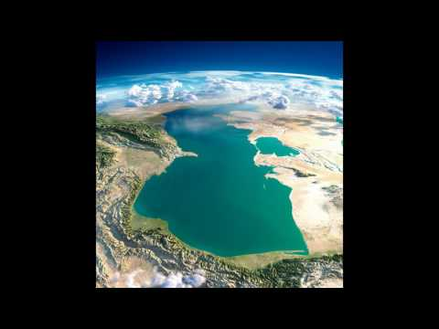 Caspian Sea WORLDS LARGEST LAKE Asia