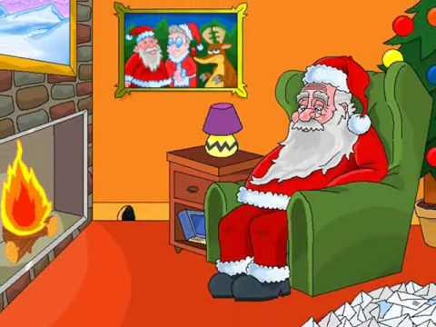 Santa Claus in 2007 - YouTube