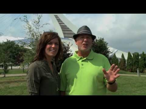 Montreal Olympic Stadium - Gags Walking Tour