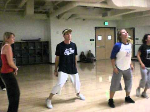 Tari Mannello Choreography at Cal Lutheran University 2006 feat. Houston