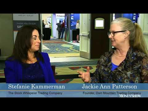 Stefanie Interviewing Jackie Ann Patterson