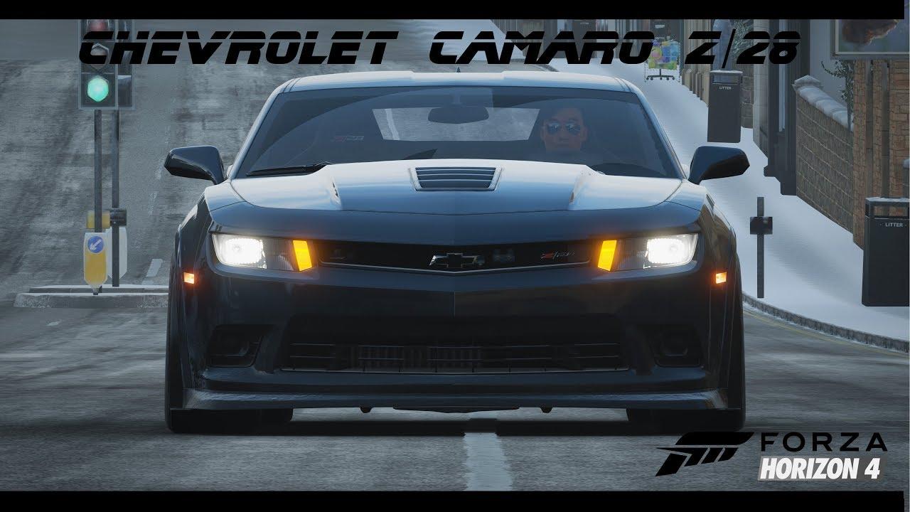 Steam Community Video Forza Horizon 4 Chevrolet Camaro Z 28 Pure Sound 4k60fps