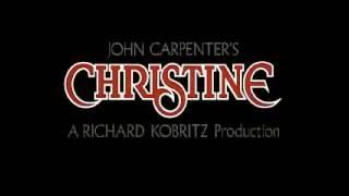 Кристина / Christine 1983 трейлер