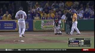 LSU Homerun by #30 Alex Bregman in 2013 NCAA Baseball Tournament