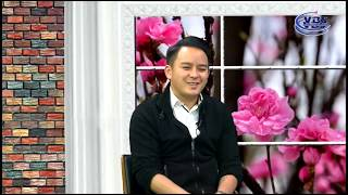 Ca si Justin Nguyen - ND Chris show - VBS TV . Part 2