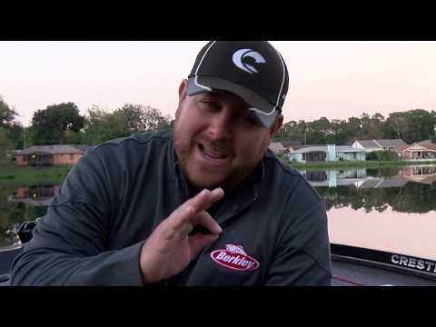 Getting Better Performance Out Of Prop Baits With John Cox