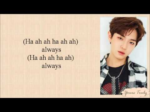 Wanna One (워너원) - Always (이 자리에 Acoustic Ver.) Easy Lyrics