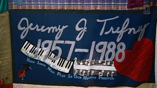 AIDS Memorial Quilt on display at UNC-Chapel Hill