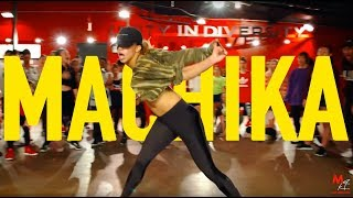 "J. Balvin Feat. Anitta & Jeon - ""MACHIKA"" 