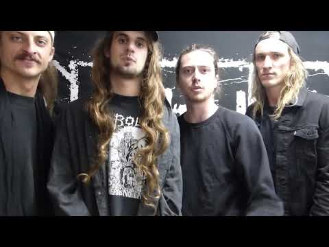 """DUST BOLT - """"Trapped In Chaos"""" Album Announcement   Napalm Records"""