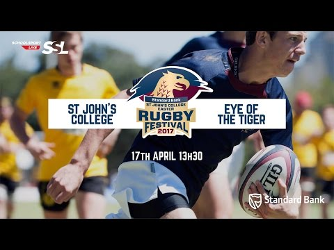 St John's Fest: St John's XV vs Eye of the Tiger XV, 17 April 2017