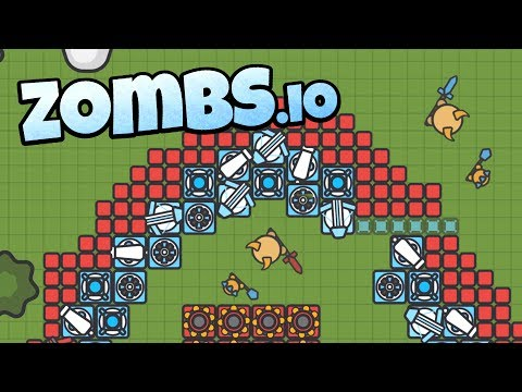 Thumbnail: Zombs.io - Best Pet Ever! - New Bosses and Epic Base! - Zombs.io Gameplay - Top Player