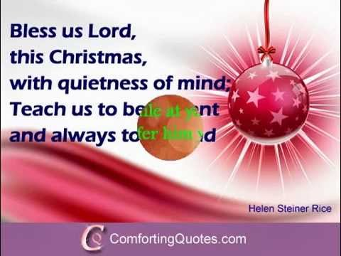 Religious Christmas Quotes Amusing Religious Christmas Quotes And Sayings  Youtube