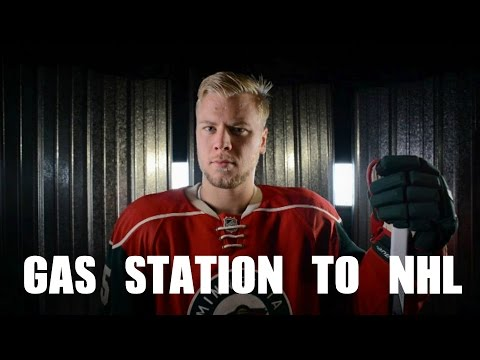 From a Gas Station to the NHL | True Hockey Stories