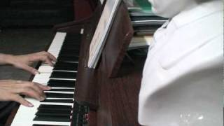 David Foster - The Color of My Love (Piano Solo) Instrumental
