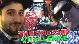 WORLD'S HOTTEST DEATH CHIP CHALLENGE