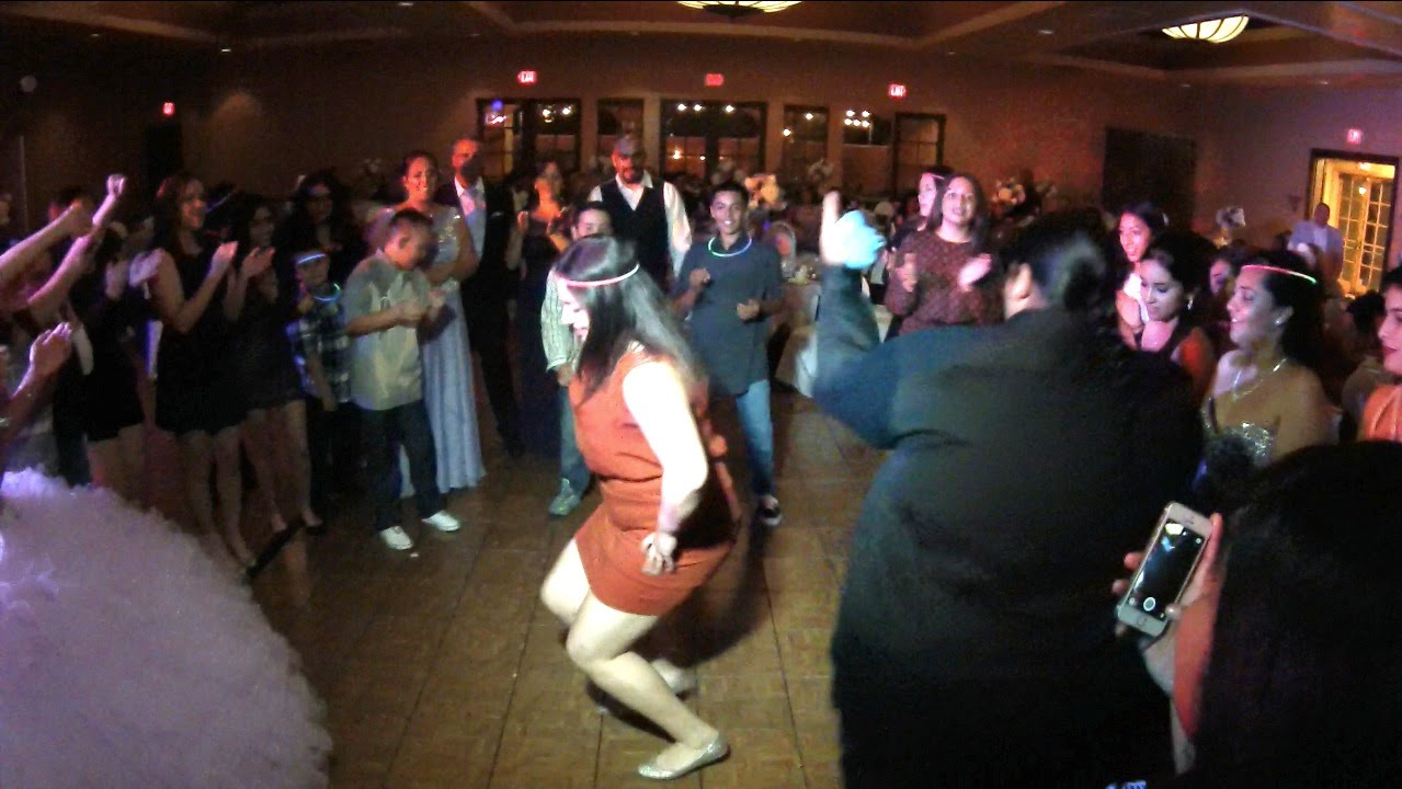 Turnt Quinceanera Party In Los Angeles Dj Louie Mixx Youtube