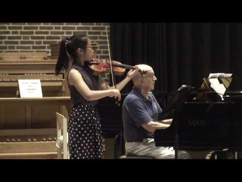 Mozart violin concert no.2