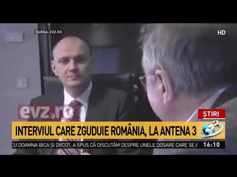 Interviu incendiar la Antena 3. Noi dezvăluiri făcute de Sebastian Ghiță vor fi făcute publice