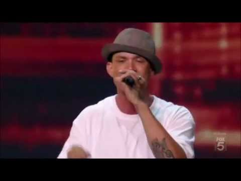 Chris Rene - Audition 1 - THE X FACTOR 2011