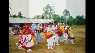 Folk Dance (Baha) from Bankura District