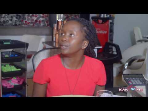 Video(skit): Kansiime Anne - Stupid Answer For Stupid Question