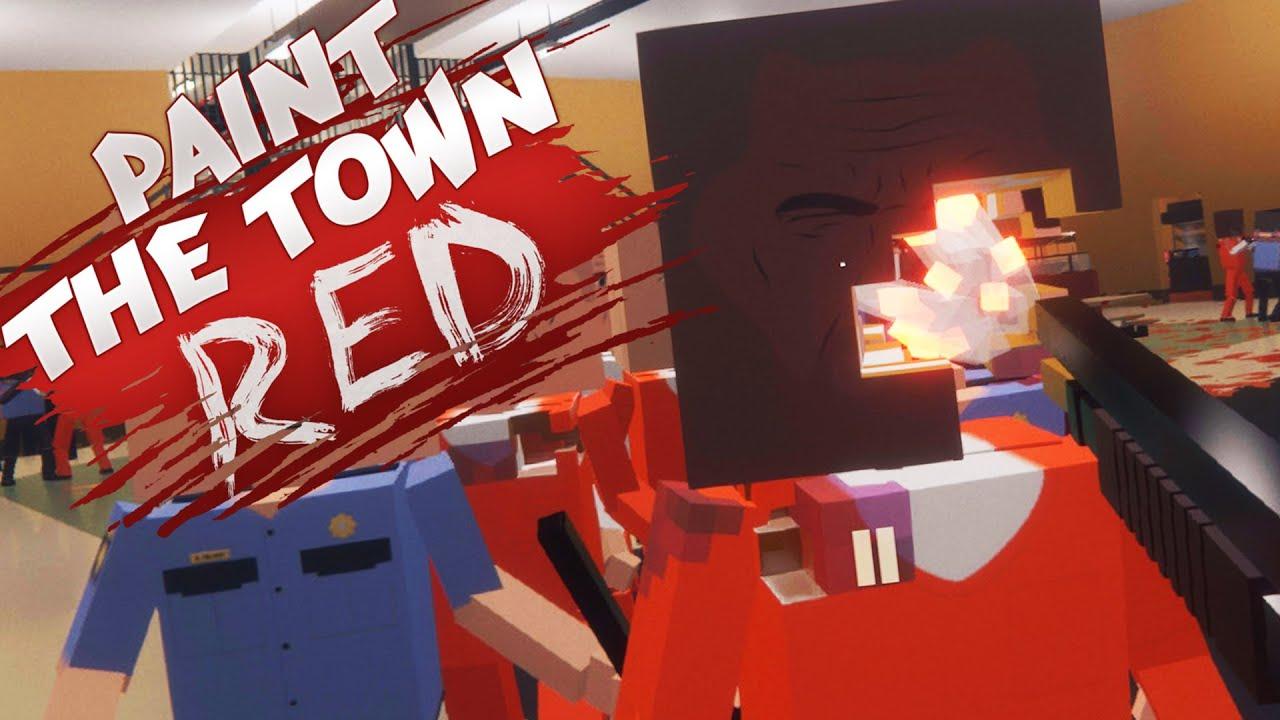 Resultado de imagem para Paint the Town Red