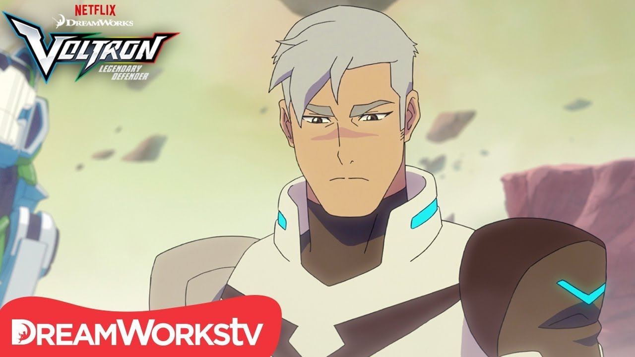 Watch: New Season 7 Clips of 'Voltron Legendary Defender