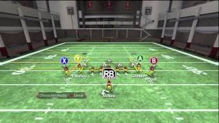 Ncaa 13 Motion Drags & Bench Breakdown