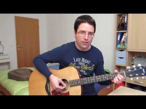 Rainhard Fendrich - Weusd a Herz hast wia a Bergwerk (Acoustic Cover by johnny fingerpicking)