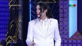 ¿Es Michael Jackson o Felipe Pettinato? - Susana Giménez 2017