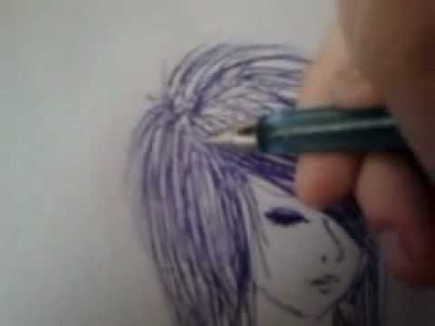 Dibujando Un Emoscene Youtube