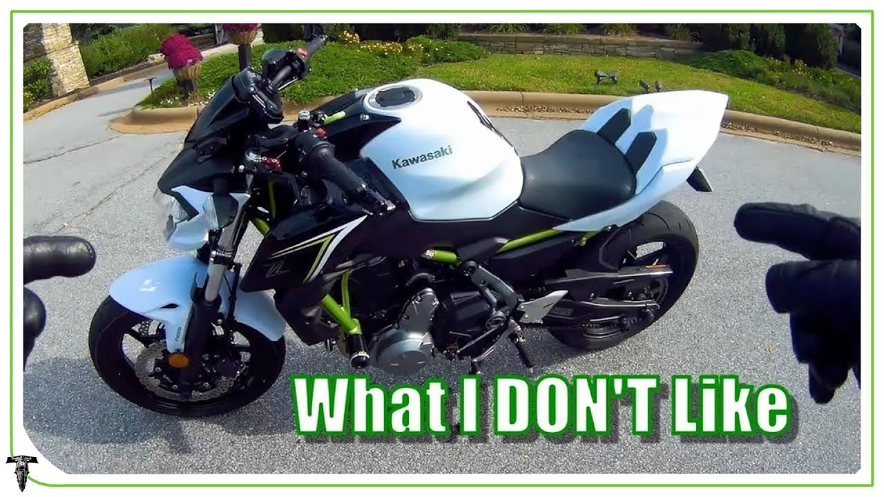 2017 Kawasaki Z650 | Where it Lacks and What Could Be Better