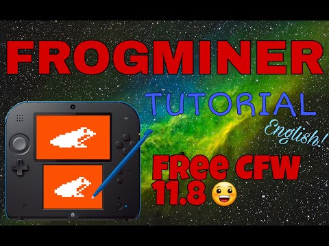 OUTDATED   How to install CFW for FREE on version 11.8 using Frogminer method   OUTDATED