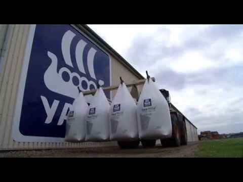 Yara Danmark Gødnings Randers Terminal