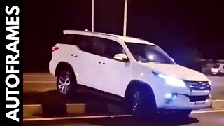 Real Jatt Life Toyota Fortuner And Scorpio Crazy Drivers In India