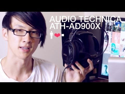 Audio Technica ATH-AD900X Headphone Review: Airy, Expansive Sound