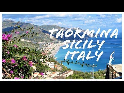 TAORMINA, SICILY // ITALY