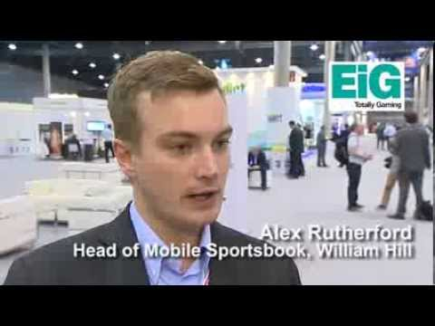 Alex Rutherford, Head of Mobile Sports Betting, William Hill