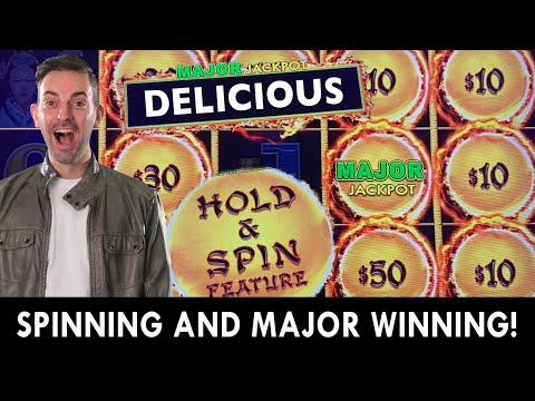 🤑 DELICIOUS First Spin Dragon Link MAJORS 🐲 Ultimate Fire Link BONUS 🎰