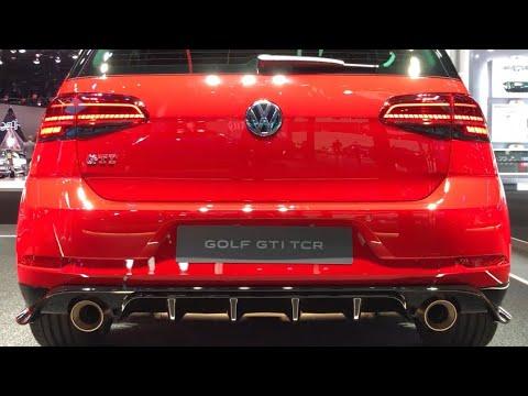 2020 Volkswagen Golf GTI TCR Debut at Frankfurt Motor Show 2019 | In-Depth Video Walk Around