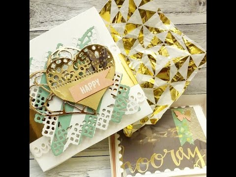 INEXPENSIVE HOLIDAY GIFTS | TUTORIAL | BOXED CARDS