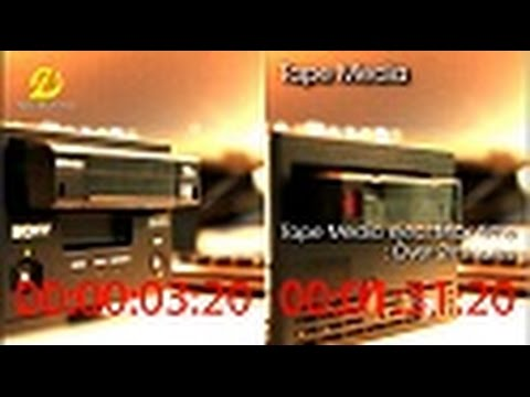 Sony Optical Disc Archive - comparison with tape media