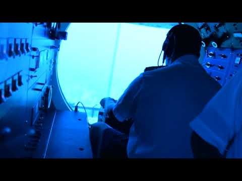 Grand Cayman Island submarine tour.