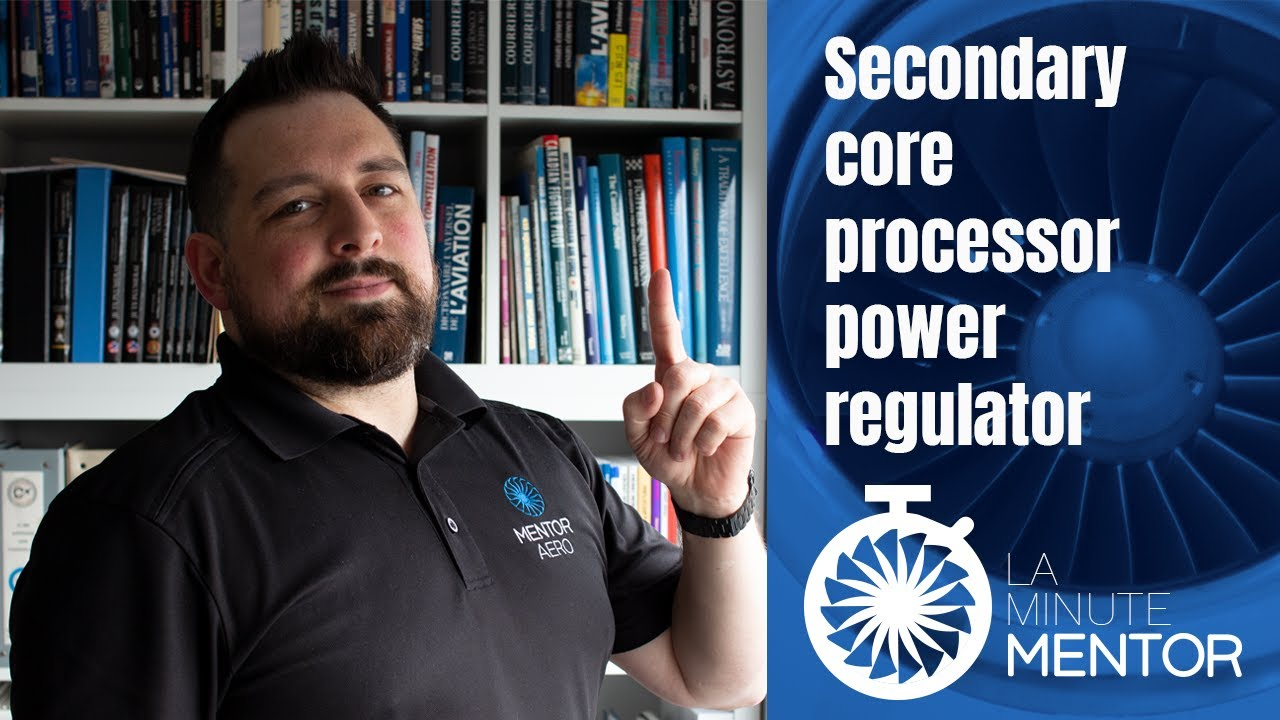 Minute Mentor #011 - Secondary core processor power regulator