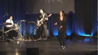 Michelle Dorrance at Stockholm Tap Festival 2012