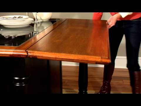Home Styles Monarch Kitchen Island - YouTube