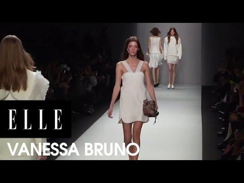 Vanessa Bruno - Fall 2014 RTW - ELLE