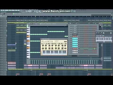 Alesso   Years Remake (FL instruments + FLP)